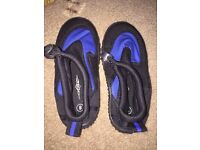 Boys Water Shoes, Infant Size 8