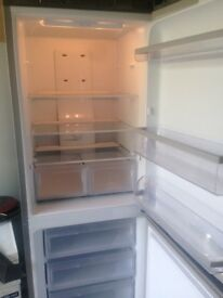 Hot point Fridge freezer50/50...Bargain Free delivry