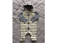 Baby boys 0-3 months clothes bundle