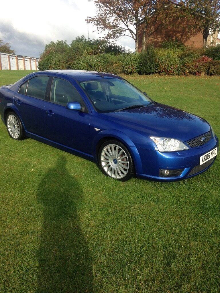 Ford Mondeo St220 Low Miles Rare Saloon Model