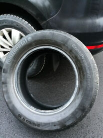 4 x Continental ContiPremiumContact 2 215/60 R16 95H ContiSeal Summer Tyres Stockport - Hazel Grove