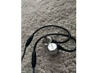 RHA MA750i Noise Isolating Earphones IEM stainless steel (not Bose or beats)