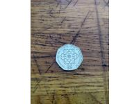 50p Collection Coin (Celebration one hundred years of girlguilding)
