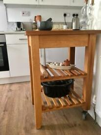 Kitchen Trolley/ Workstation.
