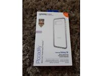SAMSUNG GALAXY S8 GEAR 4 IMPACT PROTECTION CASE
