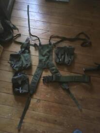 Soldier 95 webbing