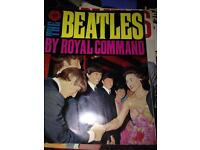 Beatles by royal command