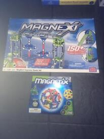 BRAND NEW STILL SEALED !! TWO MAGNEXT SET