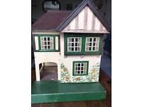 1950's Triang Dolls house