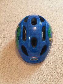 Marvel Heroes Bike Helmet 50-56cm