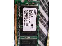 Pc memory parts