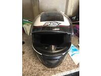 Show motorcycle helmet size xl