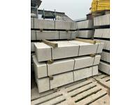 New Reinforced Smooth Concrete Base Panels