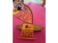 Moana Boat