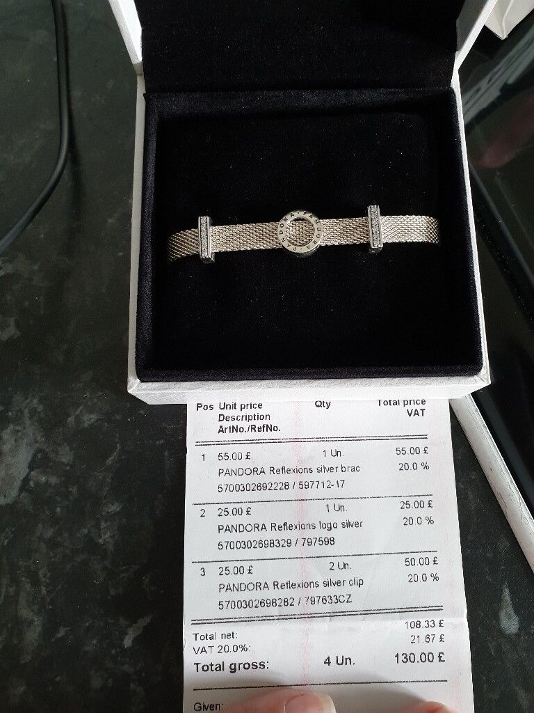 Pandora Reflexions Bracelet In Wakefield West Yorkshire