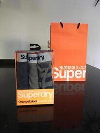 Superdry Men's Sport Trunks Boxers (S)
