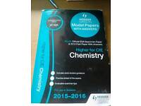 Higher Chemistry model papers