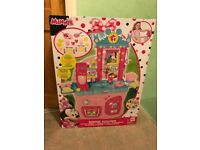 Minnie Mouse Toy Kitchen