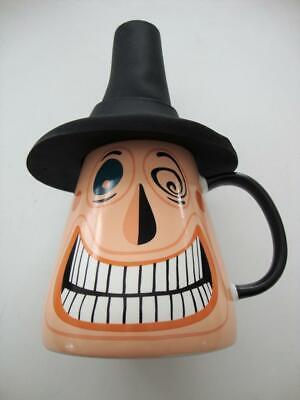 Disney The Nightmare Before Christmas MAYOR Of Halloween Town Mug Cup - 2 Sided - The Mayor Of Halloweentown