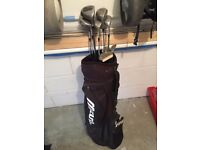 Golf Clubs (various) and Mizuno Bag - reduced to sell