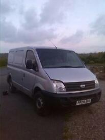 Ldv maxus 2008 euro 4 breaking for spares and parts