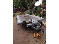 Brian James recovery car trailer