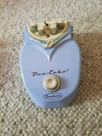 Dan Electro Dan-echo Pedal