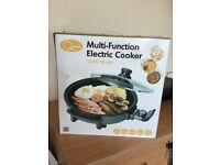 Multi function electric cooker by Quest 1500 watts