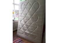 FREE John Lewis (second hand) good quality Double Mattress, Needs to go ASAP, collection only