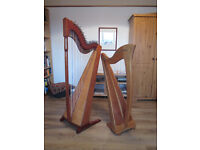 Playing the Harp: Complete-Beginners' Introductory Half-Day Course