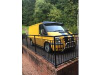 ford transit custom 2198cc yellow 56 plate private plate m8nyd 2995 no offers