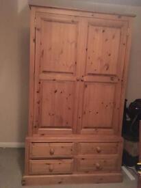 QUICK SALE Wooden Wardrobe