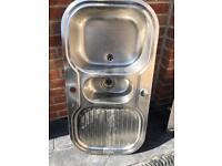 Kitchen sink 970mm x 500mm