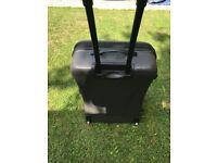 Hard Shell Expanding 2 Wheel Suitcase