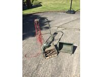 Vintage Lawnmower - Atco Consort 14 - Electric - Working