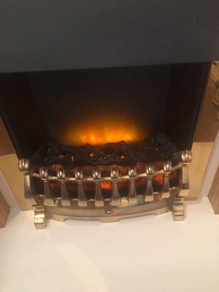 fireplace and electric fire in plymouth devon gumtree