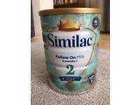 Similac Formula - Follow On Milk 2 (6 months+)