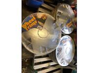 """14"""" hubcaps"""