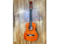 Valencia Classical Guitar 3/4 Size With Soft Case