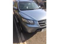 Automatic 2007 Santa Fe 4X4 CRTD CDX ,2.2 Diesel.