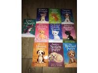 Girls books by Holly Webb