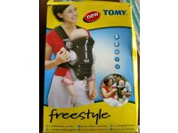 Tomy Freestyle Cool Baby Carrier