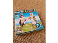Playmobil DreamWorks Dragons 70045 Astrid and Hiccup