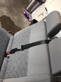 Transporter T5 seat