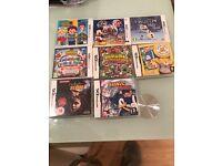 DS/3DSI games