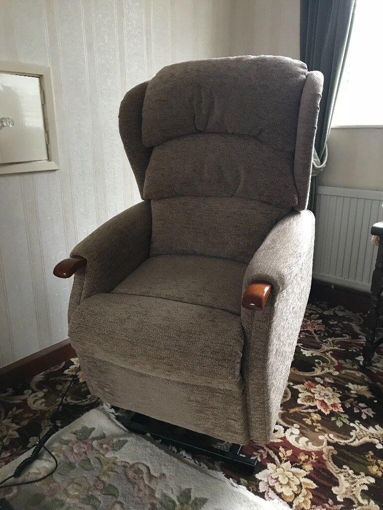 Miraculous Hsl Linton Riser Recliner Chair Cocoa Cjindustries Chair Design For Home Cjindustriesco