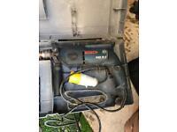 Bosch hammer dril