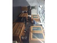 Wooden kitchen for sale East Belfast