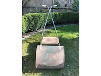 Push-along Lawn Mower