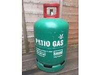 13kg Calor gas canister - Free